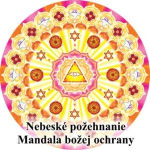 božia ochrana mandala