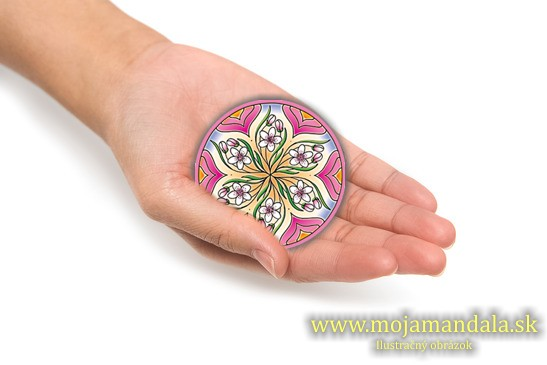 mandala harmónie do vrecka