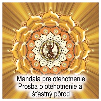 mandala pre otehotnenie